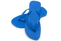 Sassy Slim Royal Blue Color Flip Flop