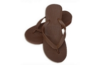 Sassy Wedge Brown Color Flip Flop